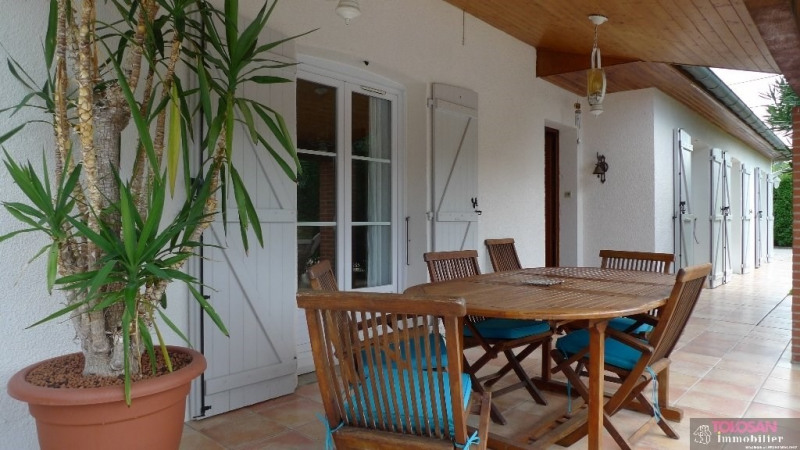 Vente maison / villa Montgiscard 369 000€ - Photo 2