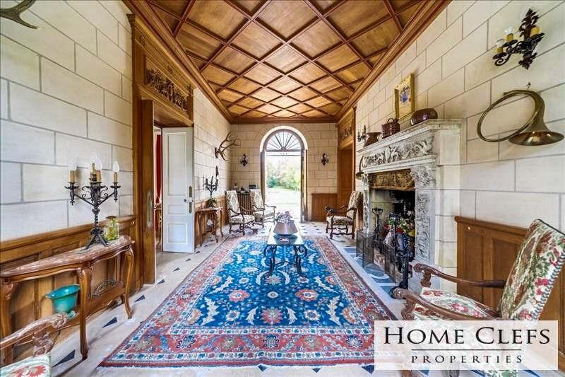 Immobile residenziali di prestigio castello Proche blois 1600000€ - Fotografia 4