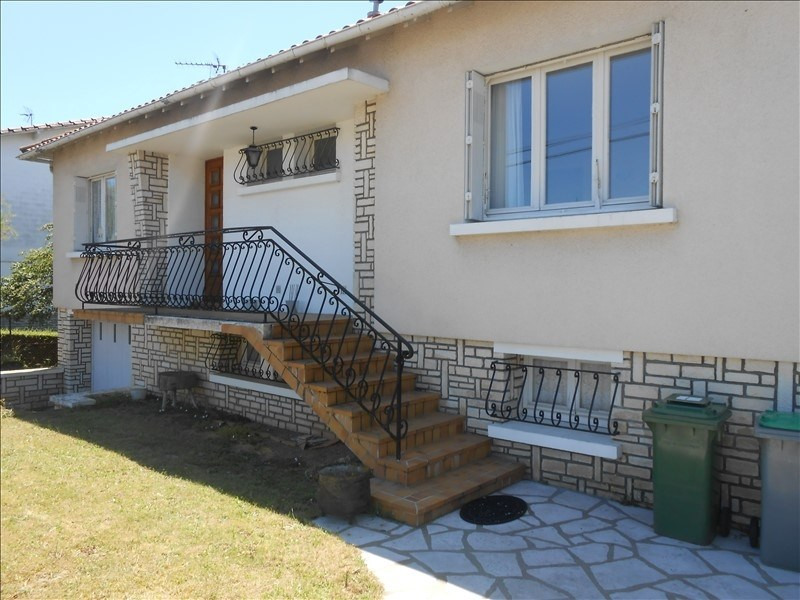 Vente maison / villa Niort 134550€ - Photo 1