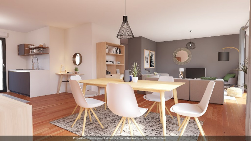 Maison neuve avec jardin Lyon 3 Montchat/Grange Blanche