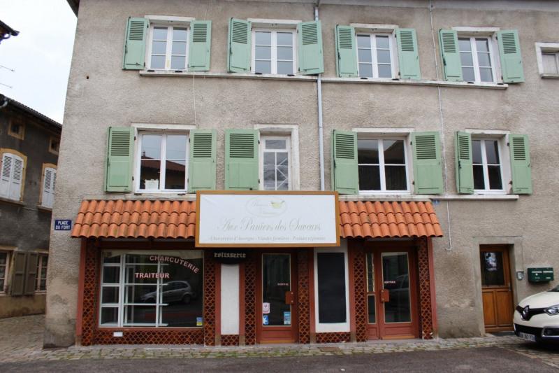 Verkoop  flatgebouwen Craponne sur arzon 104000€ - Foto 1