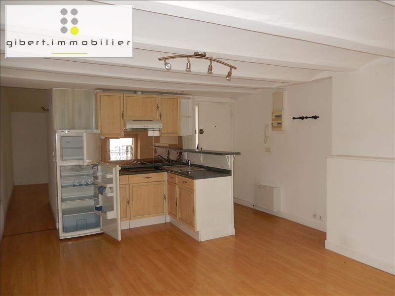 Rental apartment Le puy en velay 360€ CC - Picture 2