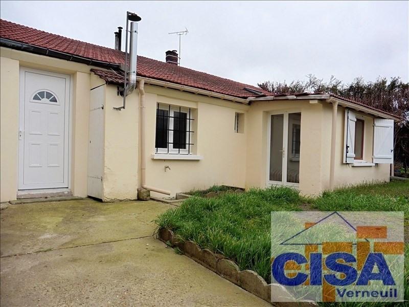 Vente appartement Nogent sur oise 145000€ - Photo 1