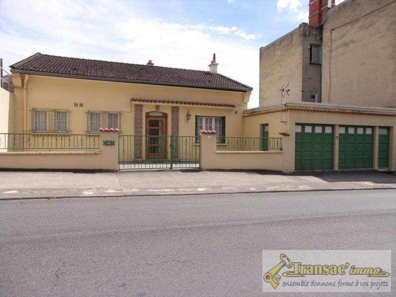 Sale house / villa Thiers 107000€ - Picture 1