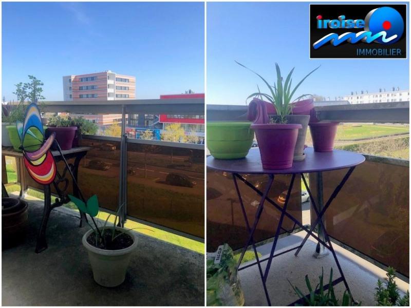 Vente appartement Brest 112300€ - Photo 3