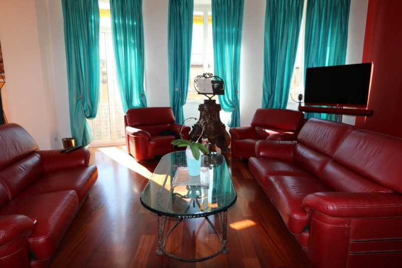 Deluxe sale apartment Nice 1 325 000€ - Picture 4