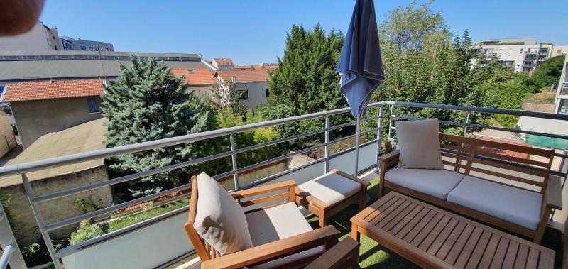 Sale apartment Villeurbanne 285000€ - Picture 1