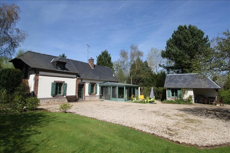 Sale house / villa Conches en ouche 272000€ - Picture 1