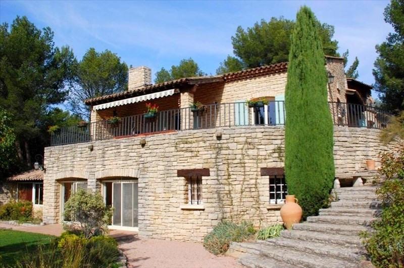 Deluxe sale house / villa Grans 990000€ - Picture 2
