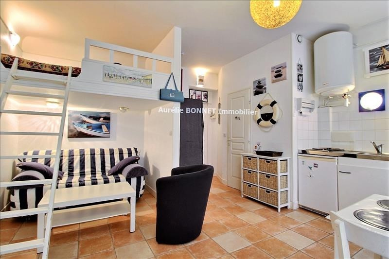 Sale apartment Trouville sur mer 88500€ - Picture 3