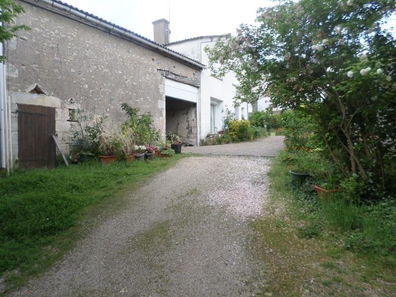 Vente maison / villa Civaux 111500€ - Photo 1
