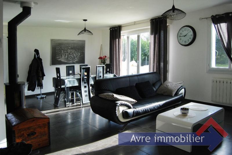 Vente maison / villa Verneuil d avre et d iton 127500€ - Photo 2