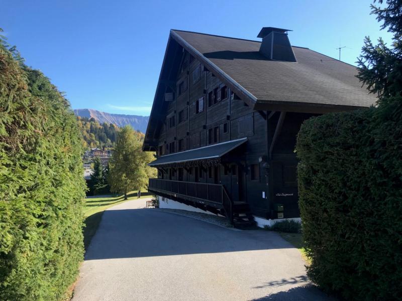 Vente de prestige appartement Megève 578000€ - Photo 2