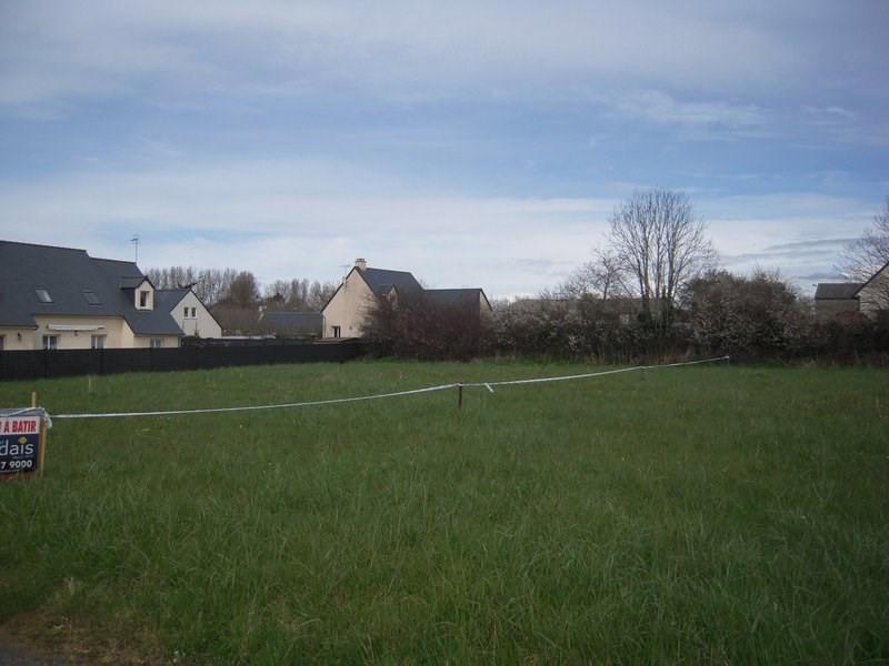 Revenda terreno Gouville sur mer 51500€ - Fotografia 3
