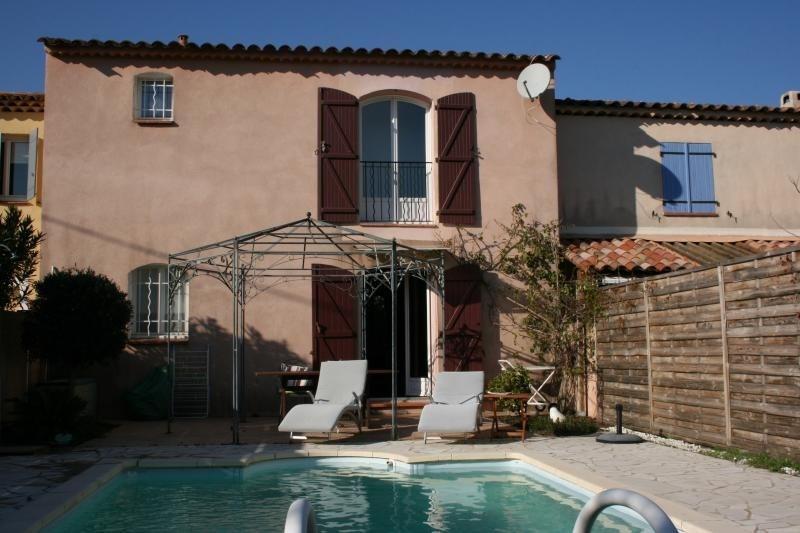 Vente maison / villa Roquebrune sur argens 342000€ - Photo 1