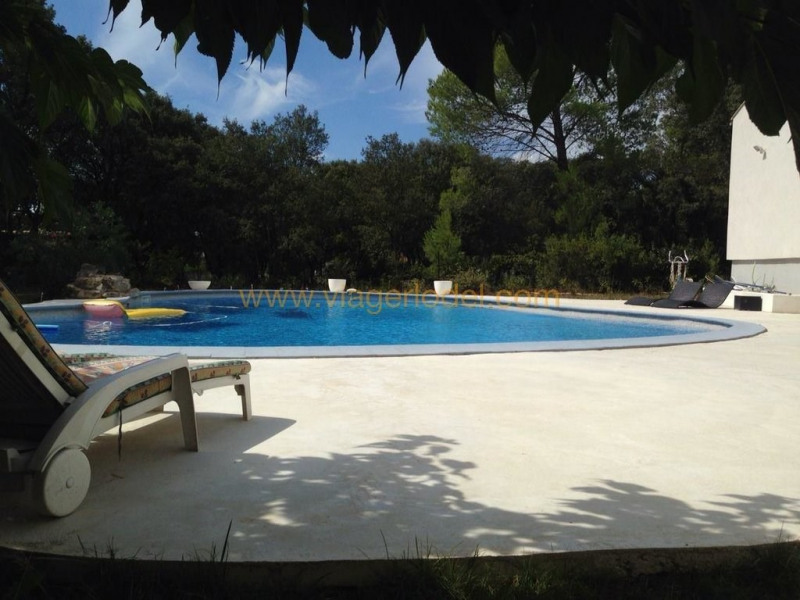 Life annuity house / villa Sussargues 150000€ - Picture 1