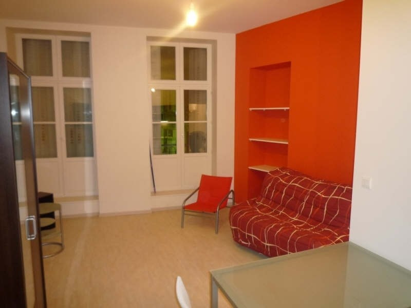 Location appartement Moulins 375€ CC - Photo 1