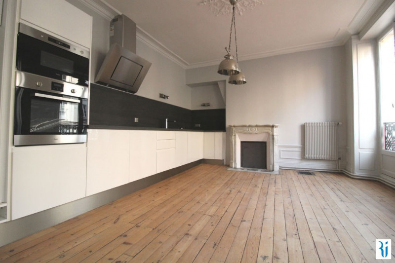 Sale apartment Rouen 543 500€ - Picture 2
