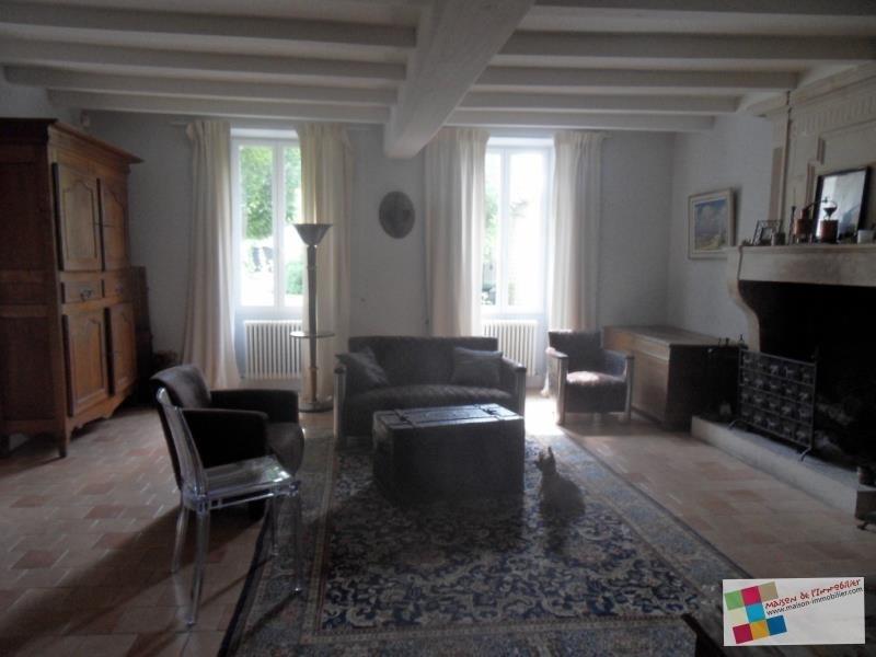 Vente maison / villa Salles d angles 424000€ - Photo 3