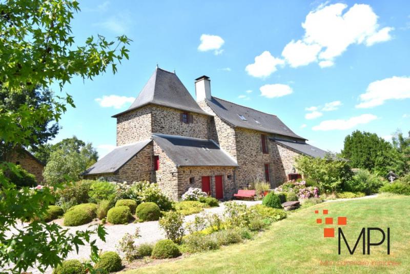Deluxe sale house / villa Bruz 1242000€ - Picture 2