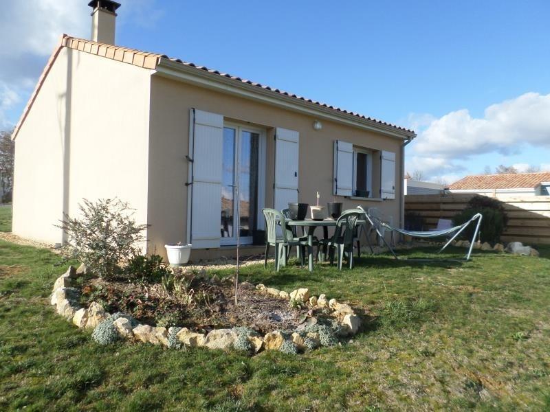 Vente maison / villa Lhommaize 111000€ - Photo 2