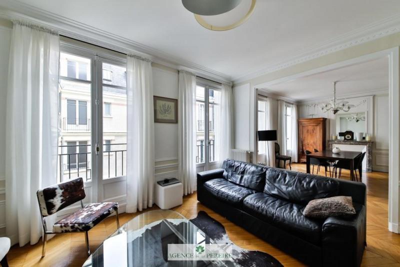 Deluxe sale apartment Paris 17ème 1380000€ - Picture 2