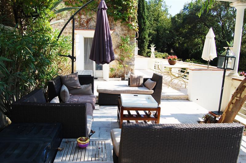 Revenda residencial de prestígio casa Le canton de fayence 895000€ - Fotografia 30