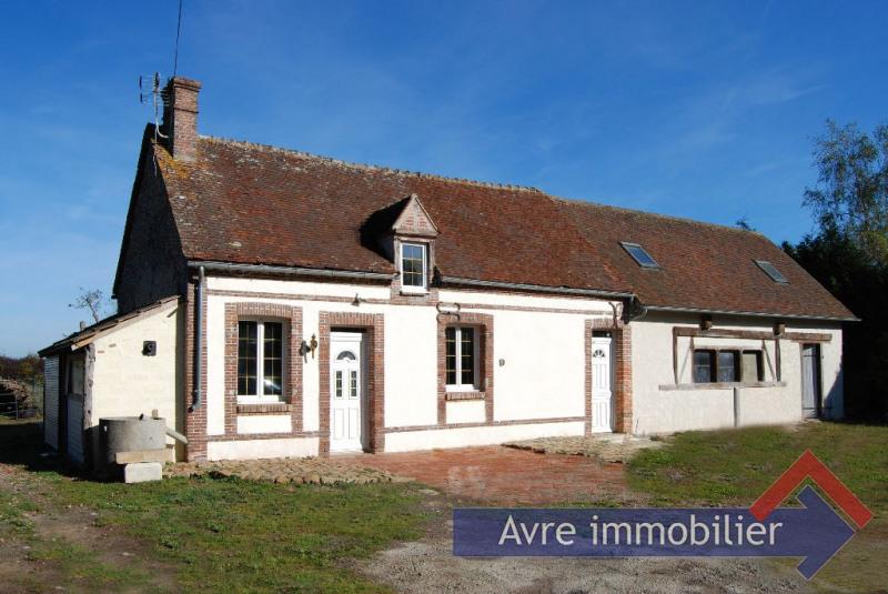 Vente maison / villa Verneuil d'avre et d'iton 107500€ - Photo 1