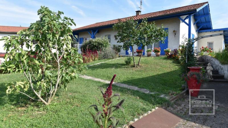 Vente maison / villa Amberieux 405000€ - Photo 2