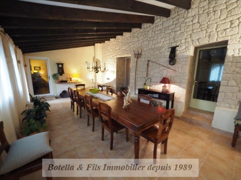 Vente de prestige maison / villa Barjac 526000€ - Photo 4