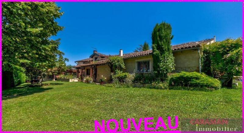 Vente de prestige maison / villa Caraman  secteur 695000€ - Photo 1