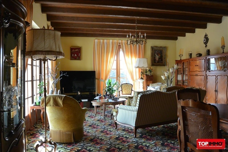 Vente maison / villa Raon l etape 379900€ - Photo 7