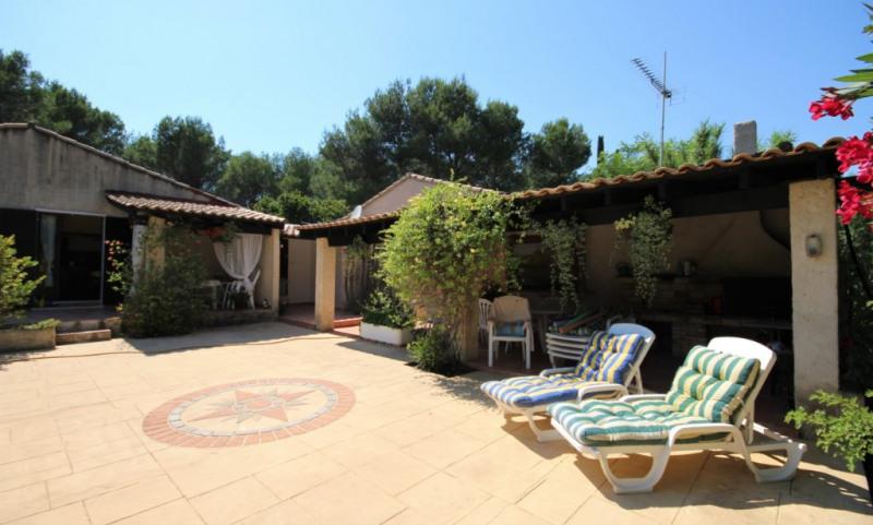 Sale house / villa Lambesc 520000€ - Picture 2