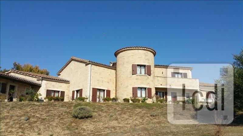 Vente de prestige maison / villa Saint-vincent-de-barrès 818000€ - Photo 5