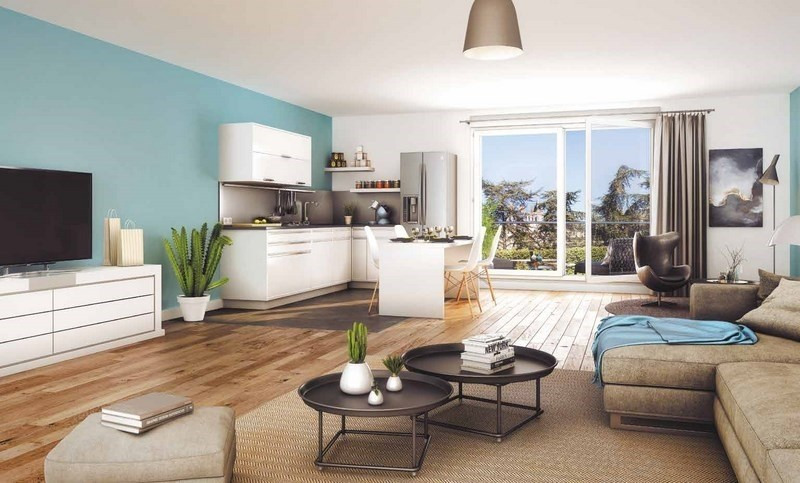 Vente appartement Nantes 338000€ - Photo 1
