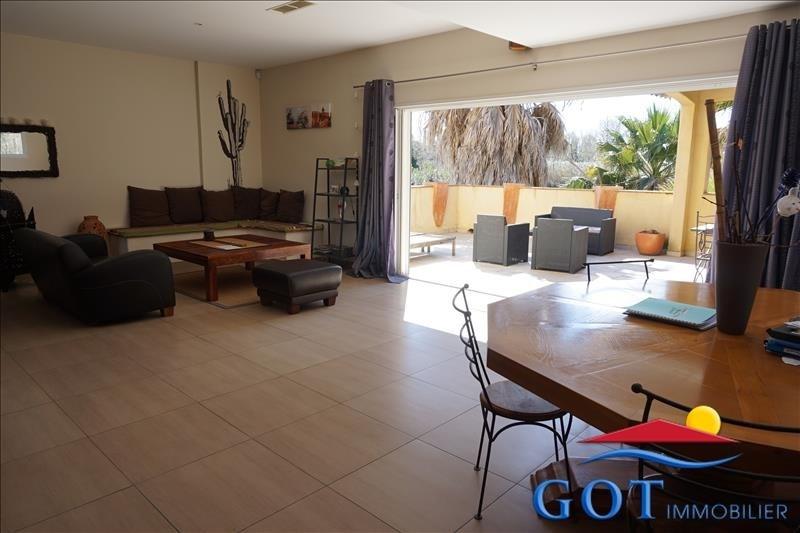 Vente maison / villa Bompas 550000€ - Photo 4