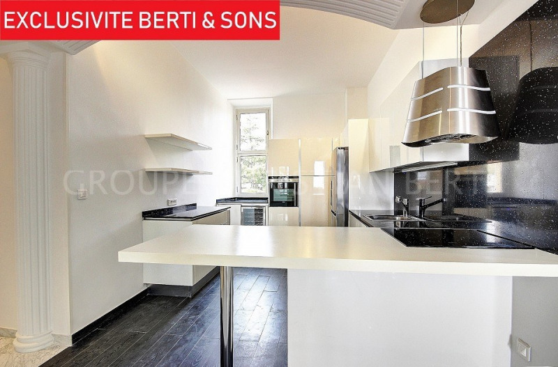 SOLE AGENT - CANNES 5 MN FROM CROISETTE-SUPER 3 BED-APT FULLY RENOV. A LOT OF CHARACTER