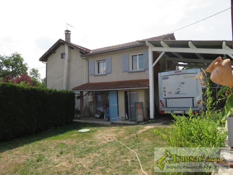 Sale house / villa Paslieres 190800€ - Picture 3