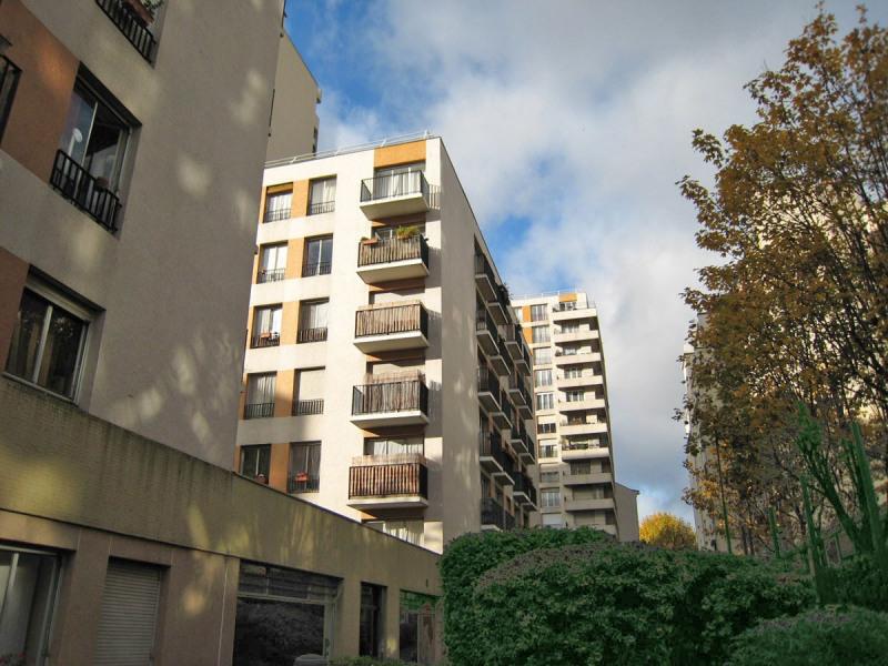 Location appartement Paris 18ème 1340€ CC - Photo 1