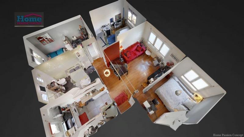 Vente appartement Sartrouville 240000€ - Photo 9