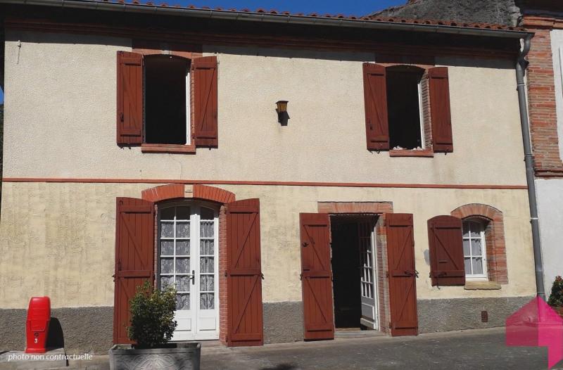 Venta  casa Baziege 198000€ - Fotografía 3