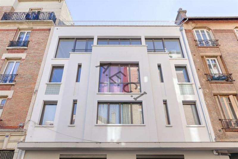 Vente appartement Asnières-sur-seine 310000€ - Photo 1