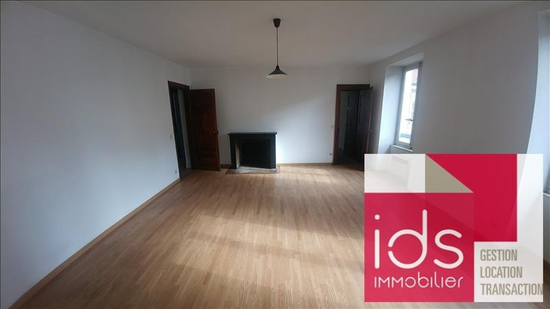 Sale apartment Allevard 98 000€ - Picture 2