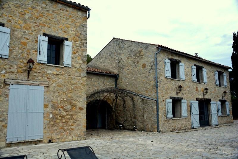 Verkauf von luxusobjekt haus Montauroux 995000€ - Fotografie 2