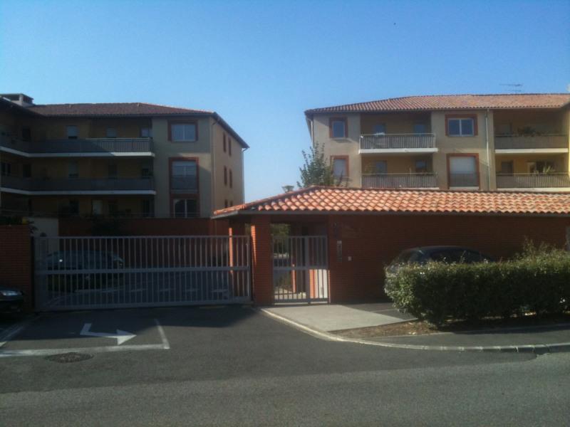 Sale apartment Muret 89000€ - Picture 1
