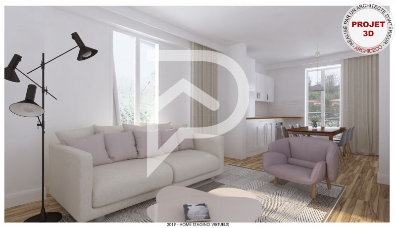 Investment property apartment Sannois 159 000€ - Picture 1