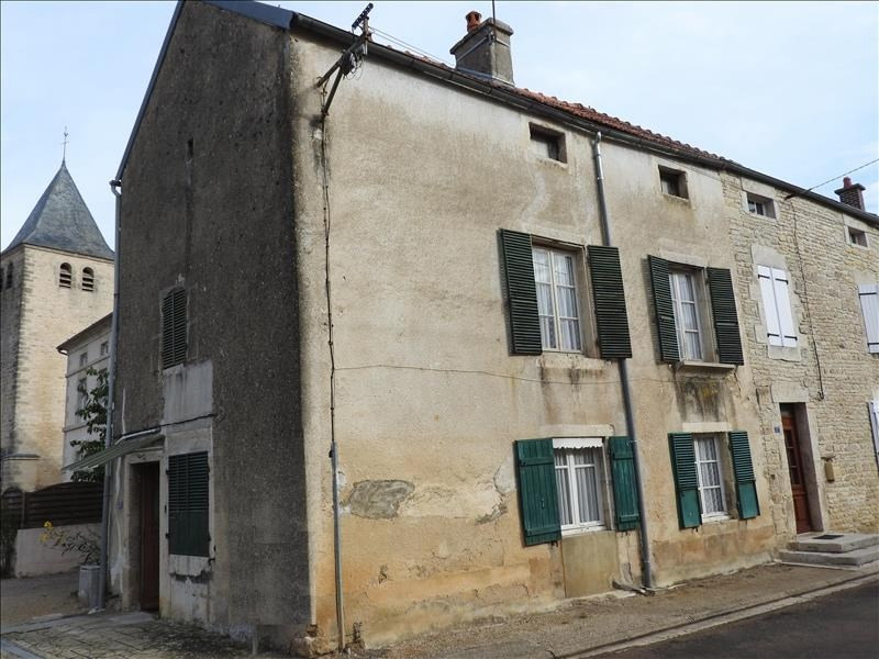 Sale house / villa Entre chatillon et laignes 13 500€ - Picture 1