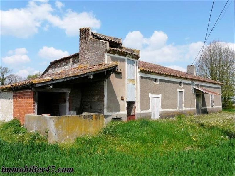 Sale house / villa Montpezat 99900€ - Picture 3