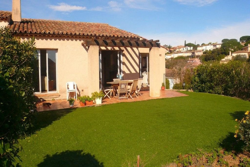 Sale house / villa Ste maxime 580 000€ - Picture 1