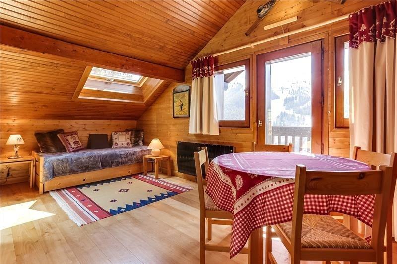 Sale apartment Meribel 330000€ - Picture 1